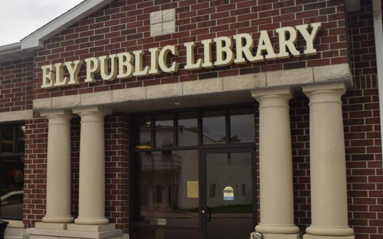 Ely Library Building